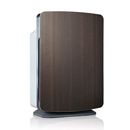 Alen BreatheSmart Classic Large Room Air Purifier, 1100 sqft. Big Coverage Area, True HEPA Filter for Pet Dander, Pet Odors, Allergies, Pollen, Dust, Dander and Fur in Espresso