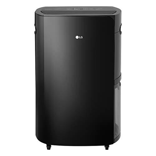 LG PuriCare 70-Pint Dehumidifier, 2019 model - Black