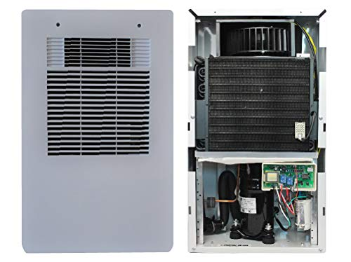 IW25 in-Wall Energy Star Mounted Dehumidifier removes 25 PPD for 1500 sq ft
