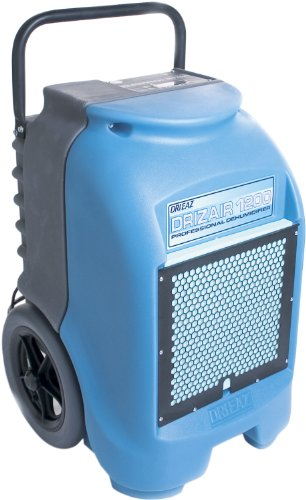 Dri-Eaz 1200 Commercial Dehumidifier with Pump, Industrial, Durable, Compact, Portable, Blue, F203-A, Up to 18 Gallon Water Removal per Day