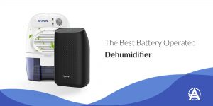 Best Battery Operated Dehumidifier