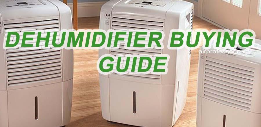 Dehumidifier-Buying-Guide