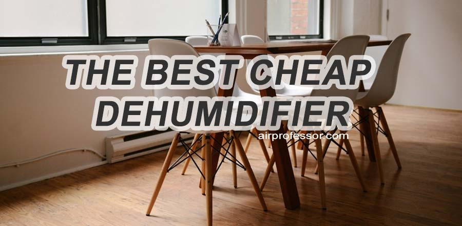 best-cheap-dehumidifier