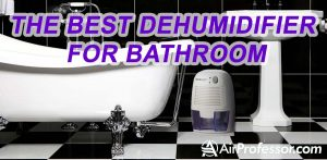 The Best Dehumidifier For Bathroom