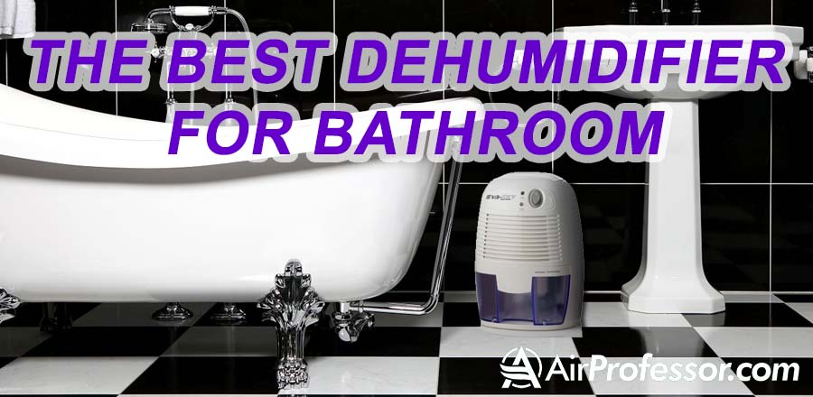 best-dehumidifier-for-bathroom