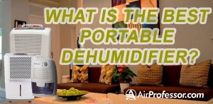 best-portable-dehumidifier