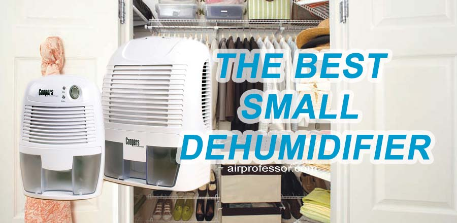 best-small-dehumidifier