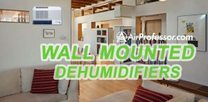 best wall mounted-dehumidifier